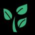 植物のマスコット