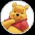 Winnie the Pooh maskotterne