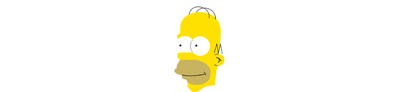 Die Simpsons Maskottchen - Maskottchen berühmter