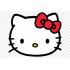 Hallo Kitty Maskottchen