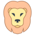 Lion mascots