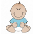 Mascotes bebês