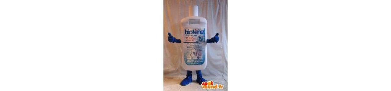 Bottle mascots - Object mascots - Spotsound