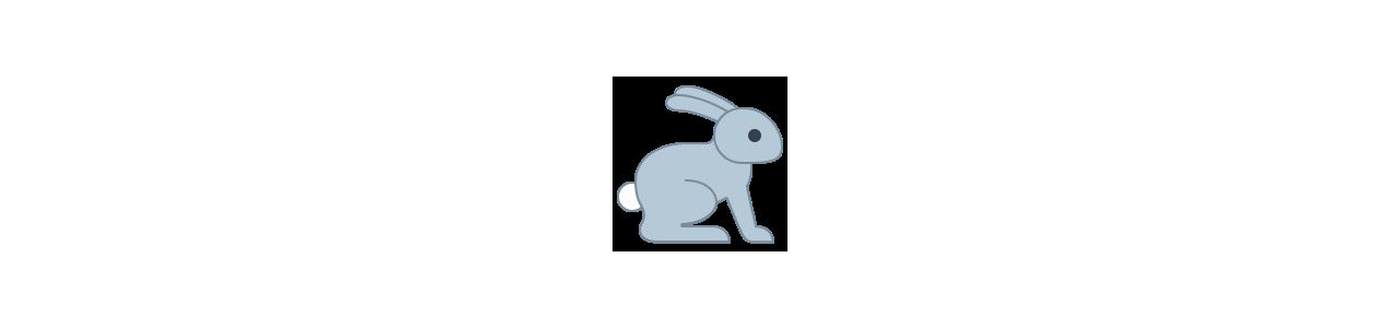 家畜 - 動物のマスコット - Spotsoundマスコット