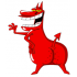 Mascote do touro