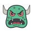 Mascotes Monstros