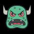 Maskoti monster