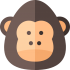 Gorilla mascots