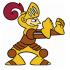 Cavaleiros mascotes