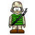 Maskotki żołnierzy