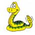 Reptilienmaskottchen