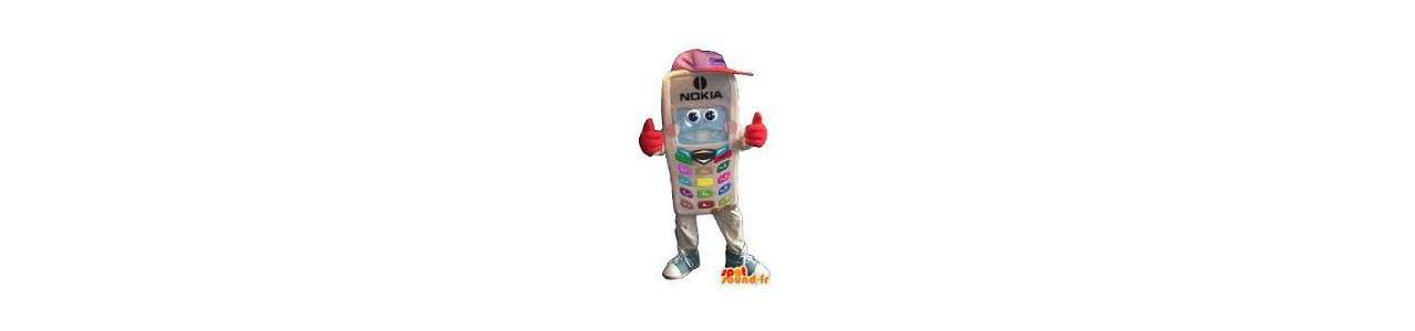 Mascotte del telefono - Mascotte di oggetti -