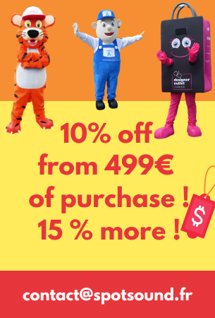 discounts mascots