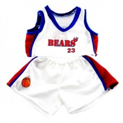 Short et t-shirt de basket-ball