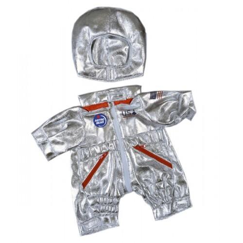 Tenue de cosmonaute argentée