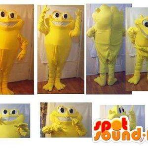 Mascotte du jour chez SPOTSOUND: Mascotte extra terrestre jaune - Déguisement créature de l'espace . Découvrez les mascottes @spotsound_mascots #mascotte #mascottes #marketing #costume #spotsound #personalisé #streetmarketing #guerillamarketing #publicité . Lien: https://www.spotsound.fr/fr/2713-mascotte-extra-terrestre-jaune-déguisement-créature-de-l-espace.html