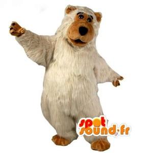Mascotte du jour chez SPOTSOUND: Mascotte d'ours géant en peluche - Costume d'ours blanc et marron . Découvrez les mascottes @spotsound_mascots #mascotte #mascottes #marketing #costume #spotsound #personalisé #streetmarketing #guerillamarketing #publicité . Lien: https://www.spotsound.fr/fr/3062-mascotte-d-ours-géant-en-peluche-costume-d-ours-blanc-et-marron.html