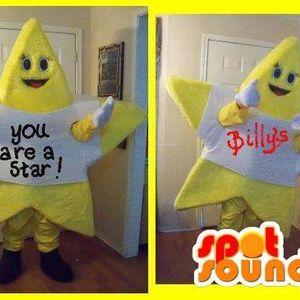 Mascotte du jour chez SPOTSOUND: Mascotte en forme d'étoile jaune géante - Costume d'étoile . Découvrez les mascottes @spotsound_mascots #mascotte #mascottes #marketing #costume #spotsound #personalisé #streetmarketing #guerillamarketing #publicité . Lien: https://www.spotsound.fr/fr/2704-mascotte-en-forme-d-étoile-jaune-géante-costume-d-étoile.html
