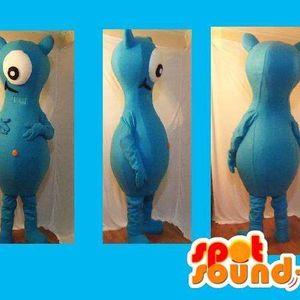 Mascotte du jour chez SPOTSOUND: Mascotte d'extra terrestre bleu - Déguisement monstre bleu . Découvrez les mascottes @spotsound_mascots #mascotte #mascottes #marketing #costume #spotsound #personalisé #streetmarketing #guerillamarketing #publicité . Lien: https://www.spotsound.fr/fr/2717-mascotte-d-extra-terrestre-bleu-déguisement-monstre-bleu.html