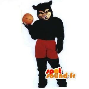 Mascotte du jour chez SPOTSOUND: Mascotte d'ours noir en short rouge - Costume d'ours noir . Découvrez les mascottes @spotsound_mascots #mascotte #mascottes #marketing #costume #spotsound #personalisé #streetmarketing #guerillamarketing #publicité . Lien: https://www.spotsound.fr/fr/3075-mascotte-d-ours-noir-en-short-rouge-costume-d-ours-noir.html
