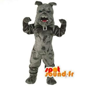 Mascotte du jour chez SPOTSOUND: Mascotte de bulldog gris - Déguisement de bulldog . Découvrez les mascottes @spotsound_mascots #mascotte #mascottes #marketing #costume #spotsound #personalisé #streetmarketing #guerillamarketing #publicité . Lien: https://www.spotsound.fr/fr/3069-mascotte-de-bulldog-gris-déguisement-de-bulldog.html